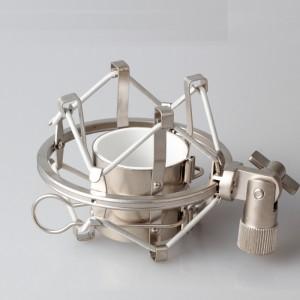 电容麦 减震架 防震夹【铝合金】