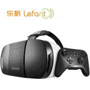 乐帆 LMJ4S【PlusB游戏版】VR虚拟现实眼镜+蓝牙游戏手柄 防蓝光镜片