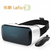 乐帆 TVR 虚拟电视魔镜套装  虚拟大屏 120°现场角度 10m模拟距离