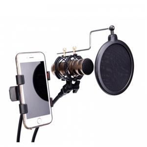 手机K歌支架 NB-01 手机唱吧 K歌MV支架