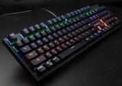 森松尼王者幻彩机械键盘 J5(青轴 茶轴)USB