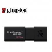 金士顿 DT100G3【128G】3.0 U盘