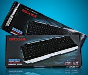 微索V768中板三色发光(大硕8100字符发光)键盘