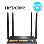磊科 NCR100 监控专用路由器 一键通 智能交换 APP管理