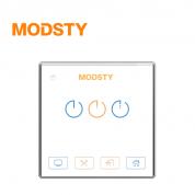 摩登时代 MD8603【三键 - 白色】智能开关