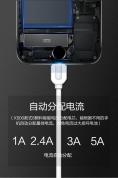 米海豚 X500【Type-C线 - 私模】不伤机数据线 1米 防静电TPE 手机数据线