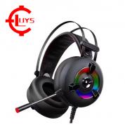 录音师 GS919S【7.1声道】头戴式 电竞游戏耳机 绝地求生吃鸡耳机