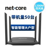 磊科 POWER 6A 四天线 1200M 双频 无线路由器  [10个/箱]