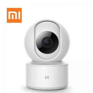 小白【云台1080P】智能摄像机 全景高清 AI人型侦测 远程报警 支持倒装