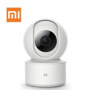 小米 小白【云台1080P】智能摄像机 全景高清 AI人型侦测 远程报警 支持倒装
