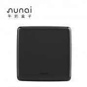 芒果TV - 牛奶盒子 M1(季卡版)智能语音网络机顶盒