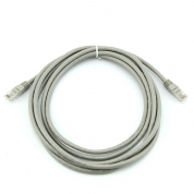 优质好线 成型网线【灰色-3米-裸包】