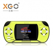 芯果 DY02A【荧光绿】300款情怀游戏机+移动电源二合一 10000mAh