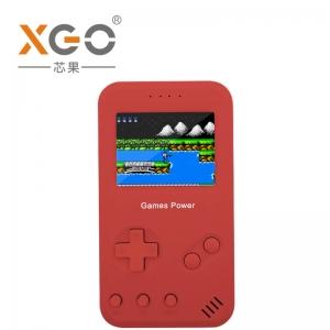芯果 DY01【红色】299款情怀游戏机+移动电源二合一 10000mAh