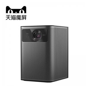 天猫魔屏 NEX 智能投影仪 300吋 1080P高清 一体化大音腔 支持侧投 内置天猫精灵