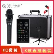 QCQ千虫曲 H1【套装】声卡套装