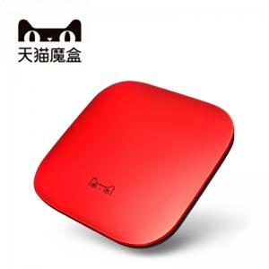 天猫魔盒【M19 - 八核版-含线】蓝牙语音 支持5G信号 智能网络机顶盒 无线投屏