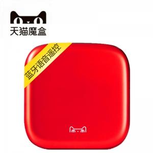 天猫魔盒4  M18扩容版2+16支持4K高清蓝牙语音遥控器智能网络机顶盒